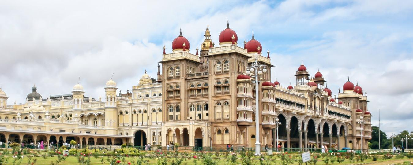 Mysore Cleanest City & Home Of The Wadiyars