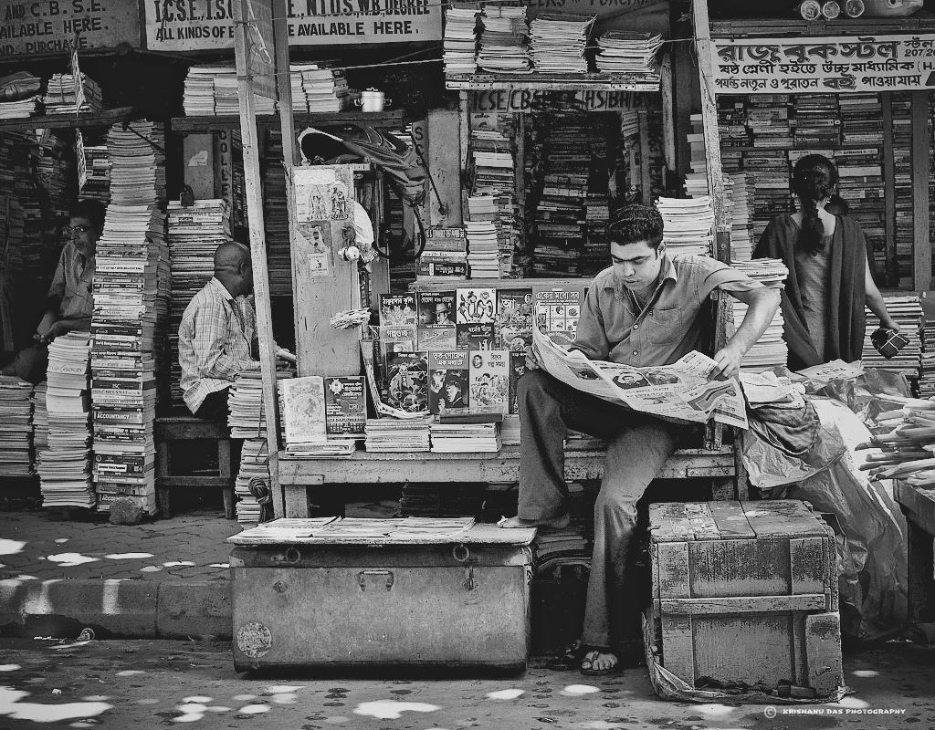 College Street-Kolkata