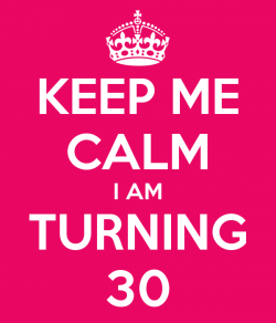 Woman Turns 30