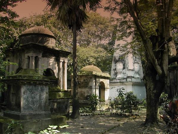 Park Street Cemetery-Kolkata