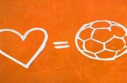 Girls love football
