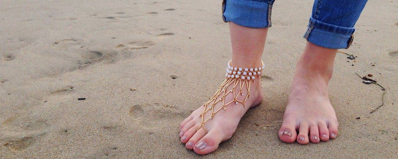 Short Story: The Sound Of Anklets