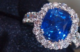 Delhi Blue Sapphire