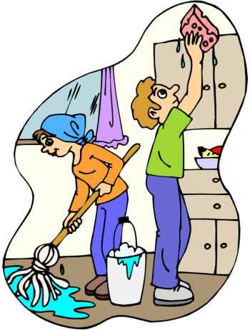clean kitchen clipart 8 common house keeping mistakes which we can avoid 173