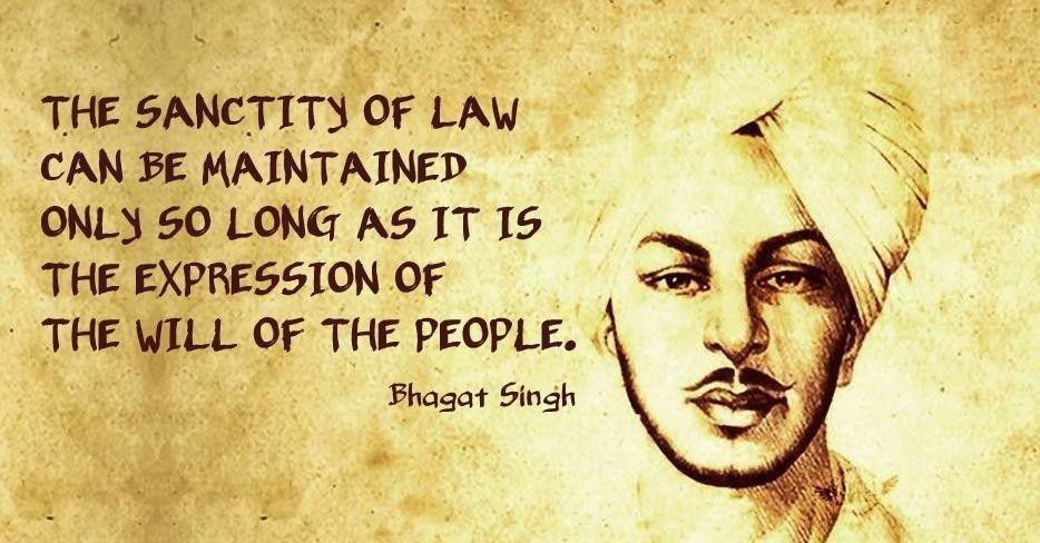 Revolutionaries Bhagat Singh