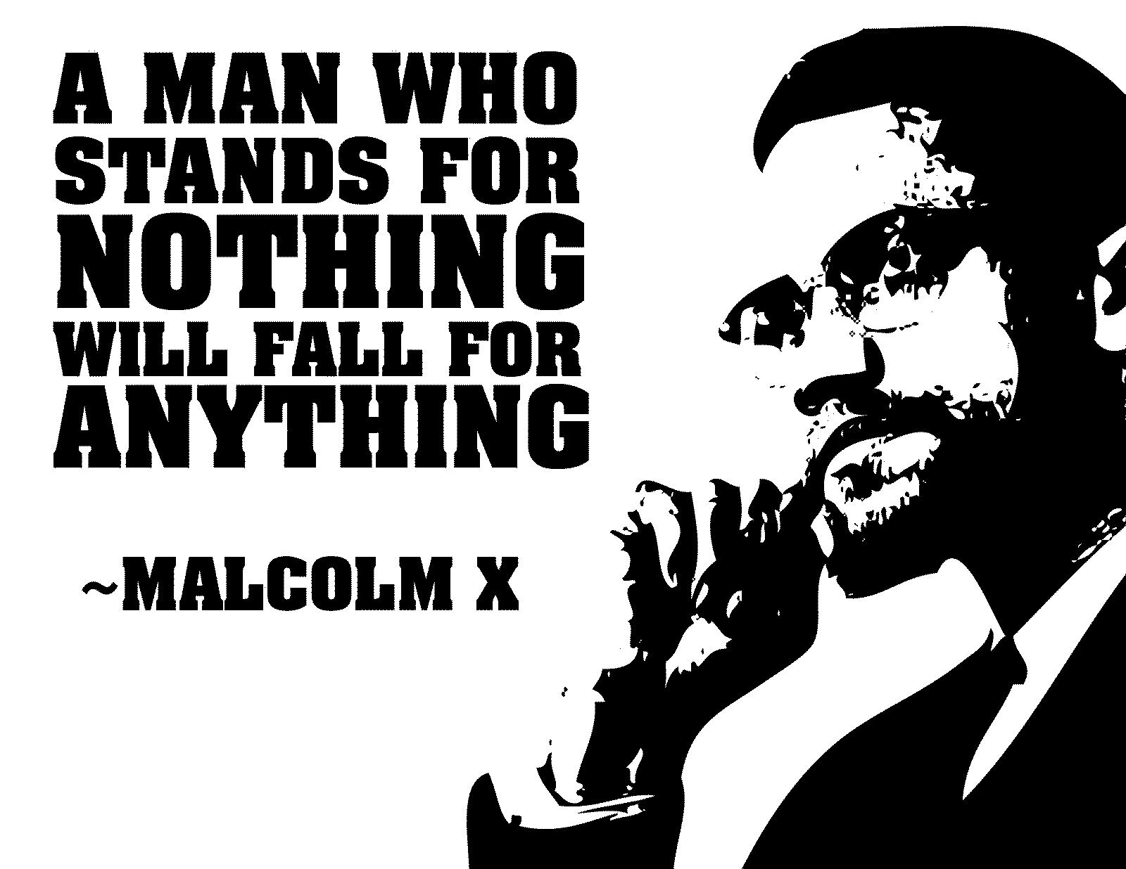 Revolutionaries Malcolm X