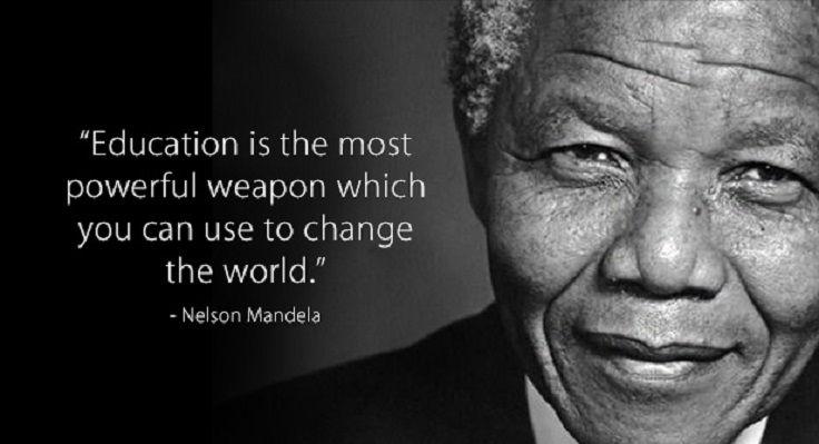 Revolutionaries Nelson Mandela