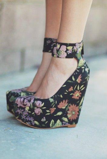 Platform Wedges shoes for women