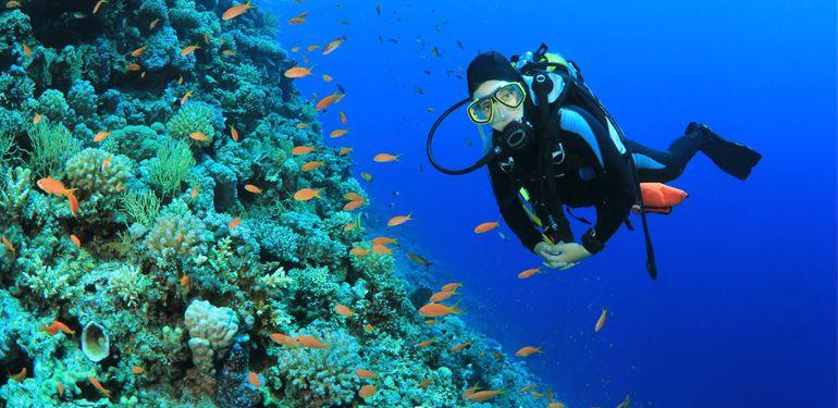 Adventure Sports Scuba-Diving