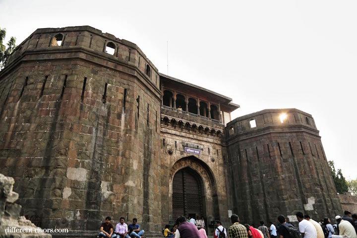 Shaniwar-Wada-Gate Haunted