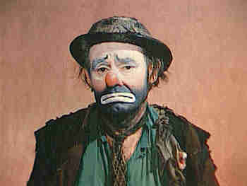 emmett kelly - Character Clown
