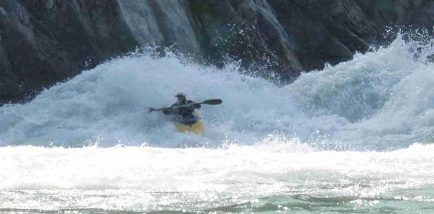 Adventure Sports kayaking-at-brahmaputra