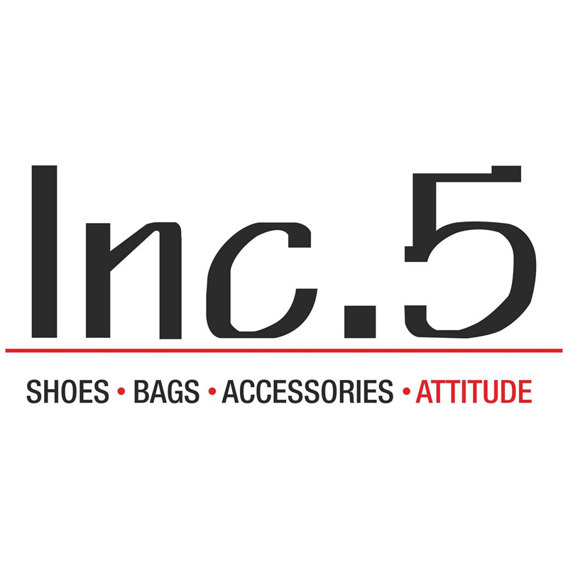 Inc.5 Footwear Brands of India