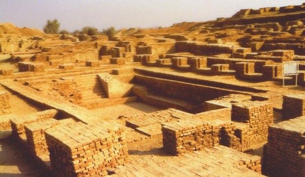 MohenjoDaro in Indus Valley