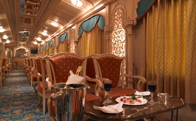Palace on Wheels - Rajasthan