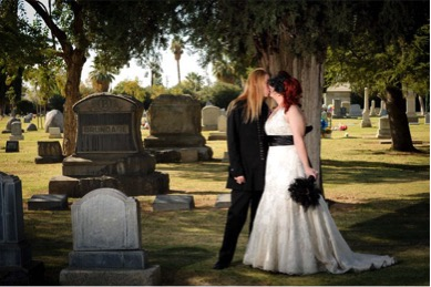 cemetery - Exotic wedding venues