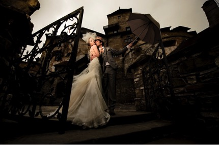 dracula castle - Exotic wedding venues