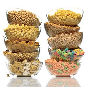 healthy foods - Cereals