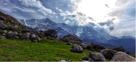 Triund - Unexplored travel destinations of India