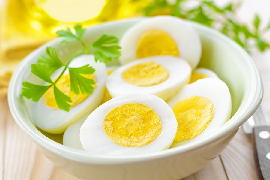 healthy foods - Eggs