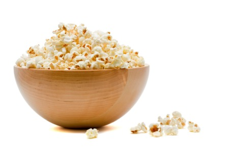 Popcorn - Low Calorie Snacks