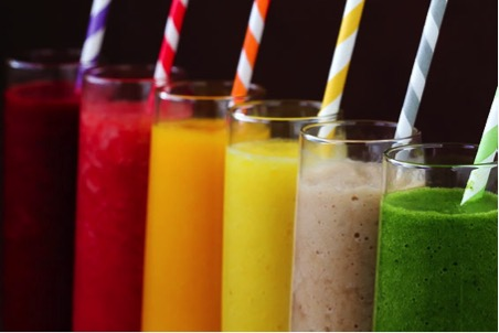 Smoothies - Low Calorie Snacks