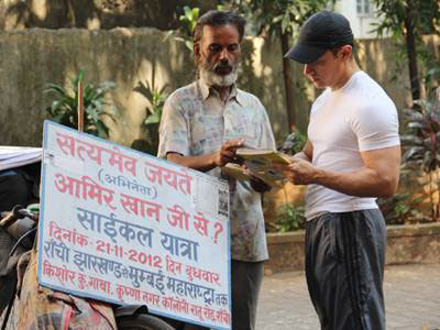 Fans of Aamir Khan