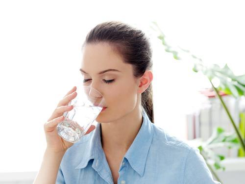 Drink Water to beat the fatigue
