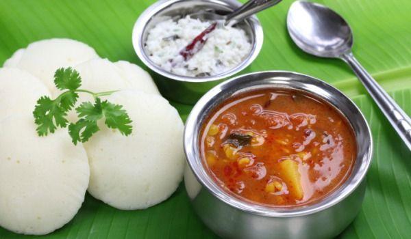 madrasi food