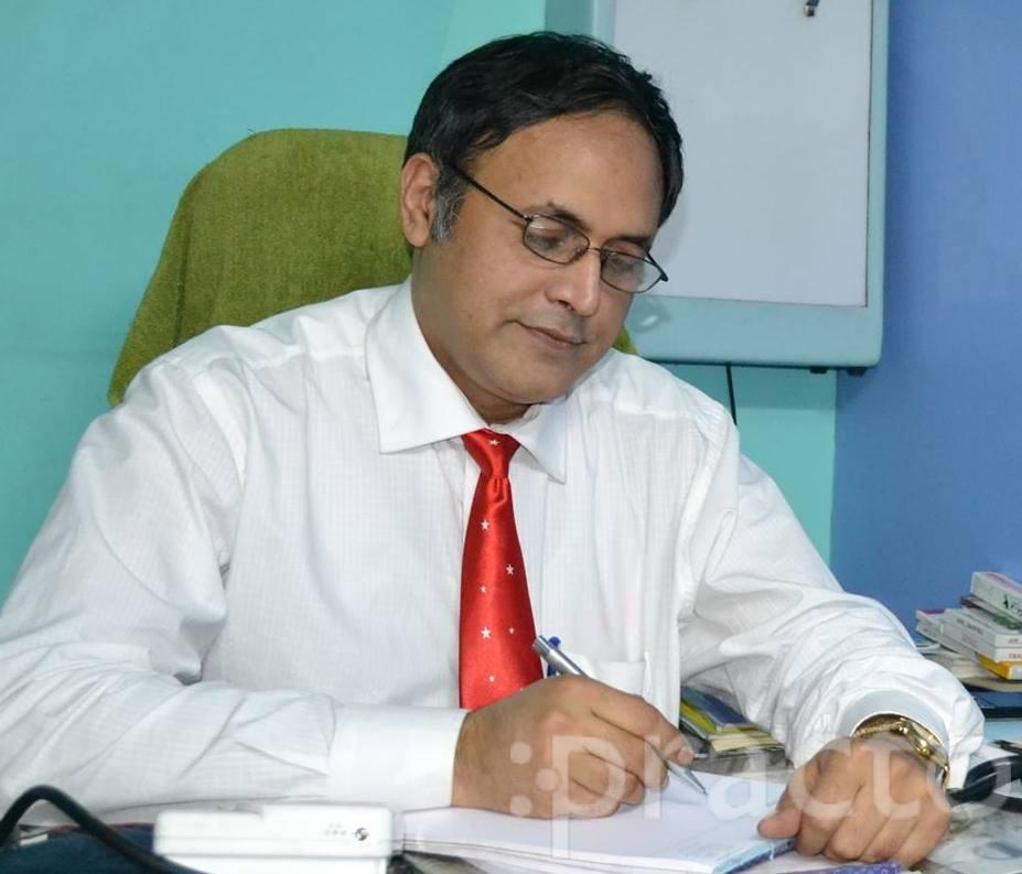 Dr. Pallab Gangopadhyay