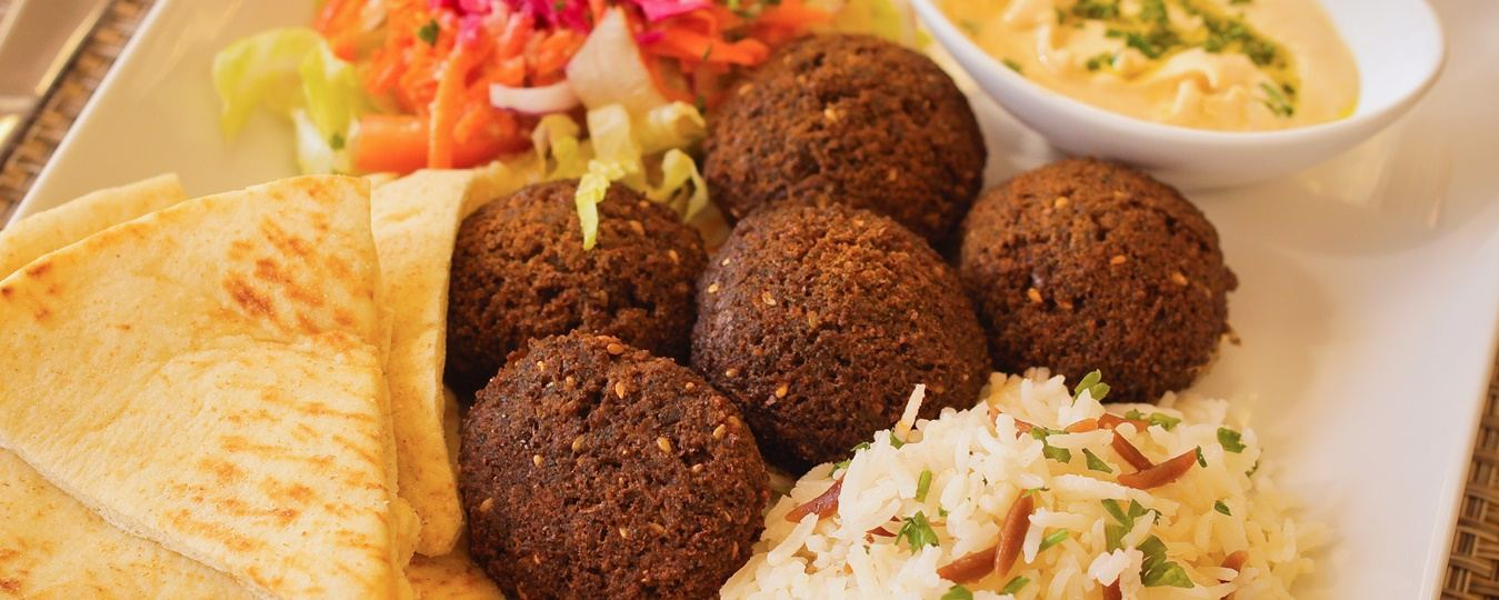 Drop Everything To Dine On Arabic Cuisine