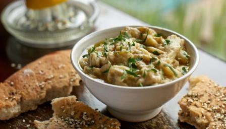 baba_ganoush_ arabic cuisine