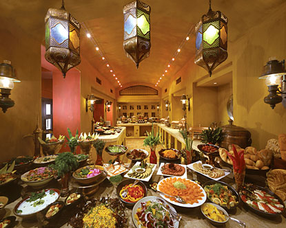 dine in arabic cuisine