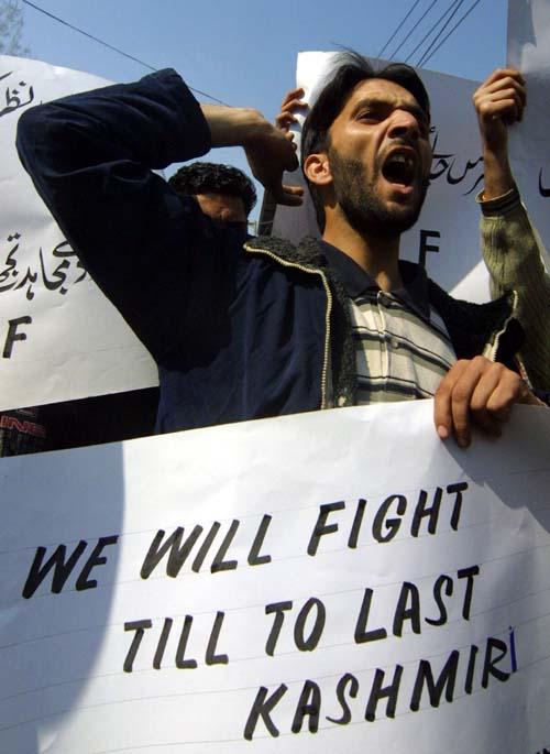 Kashmir Revolt