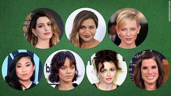 All-female cast