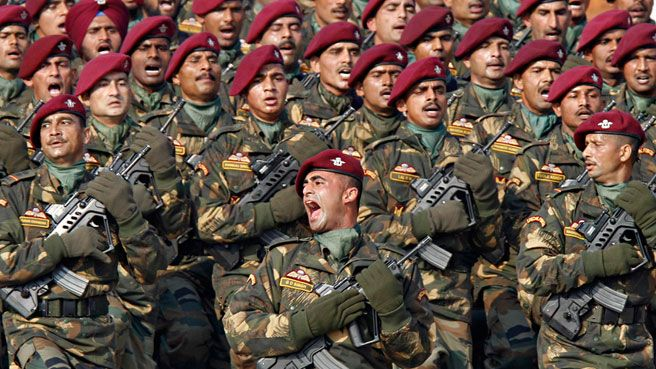 para-commando-force - Division of Indian Special Forces