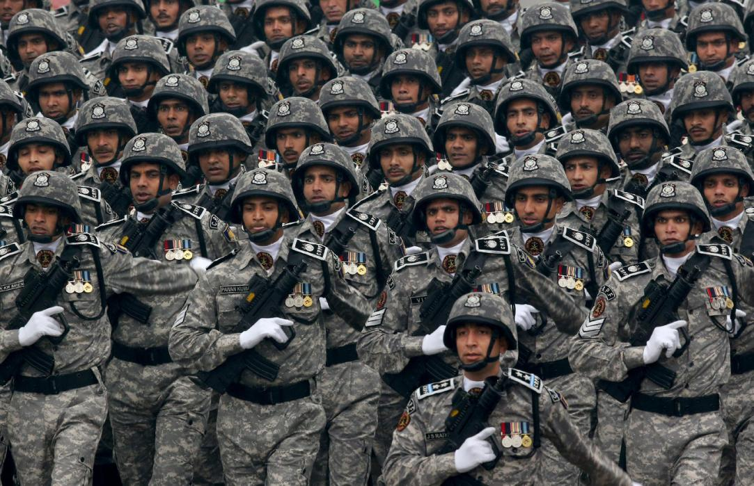 special-frontier-force Division of Indian special forces