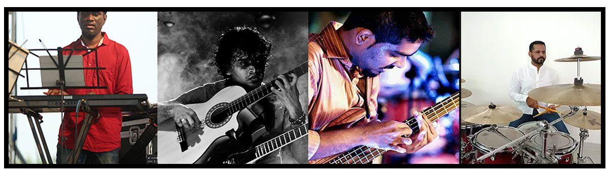 Tanvi Shah's Band
