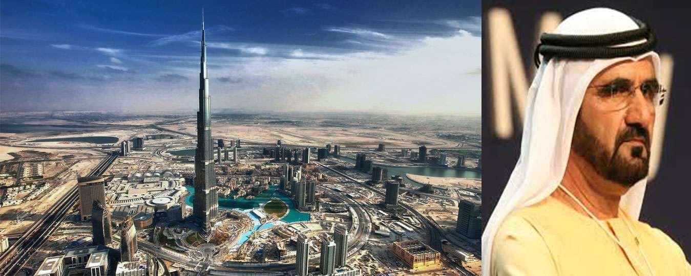 Sheikh Mohammed Bin Rashid Al Maktoum - The Man Behind The Making of Dubai