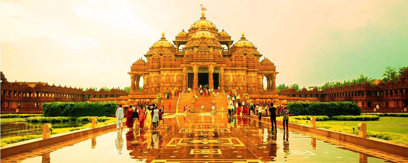 Everything About Swaminarayan Akshardham Temples
