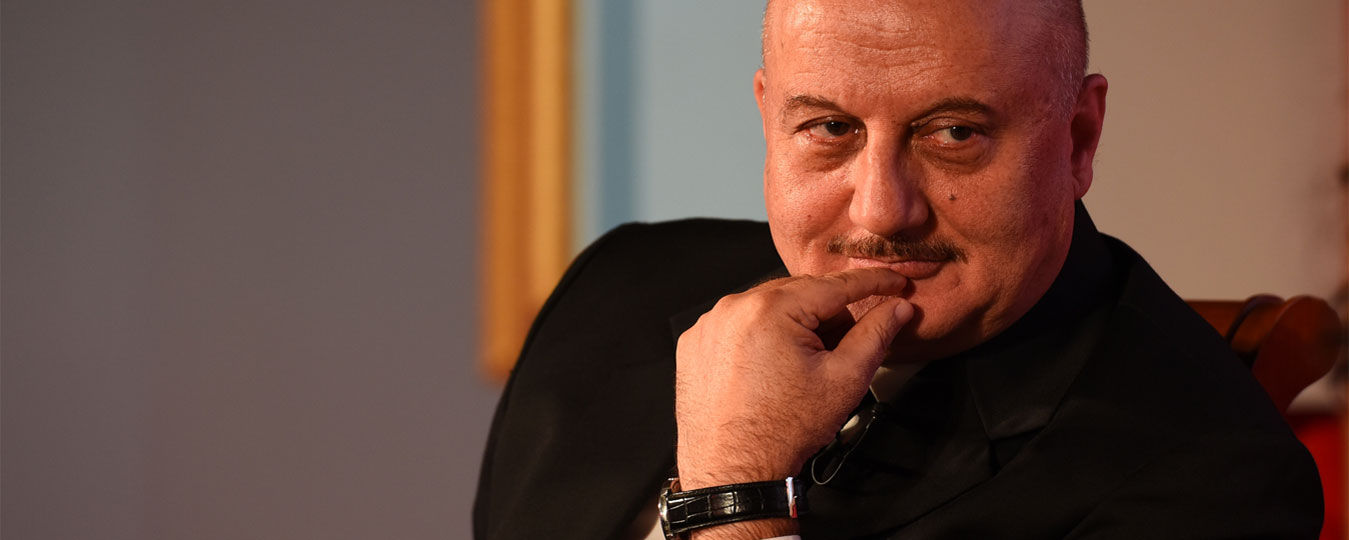 Anupam Kher - The Man For Whom Nothing Is Impossible