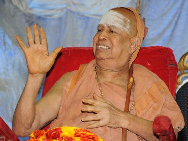 God Men - Jayendra saraswati