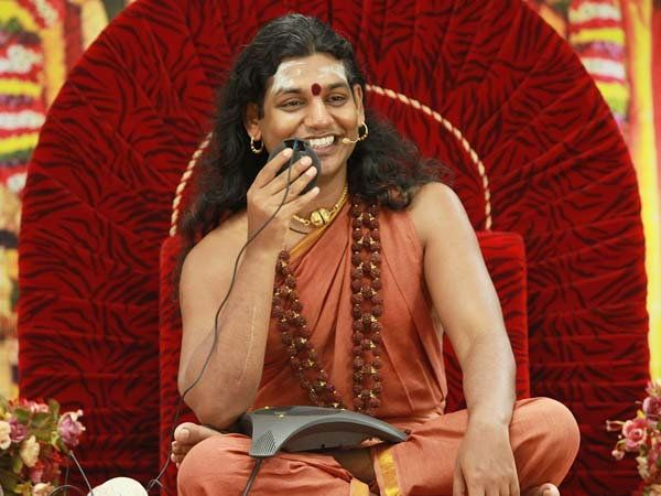 God Man - Nithyananda