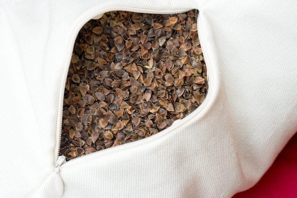 Pillow Types - Buckwheat filling