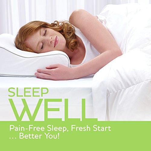 Pillow Types - Contour Pillow