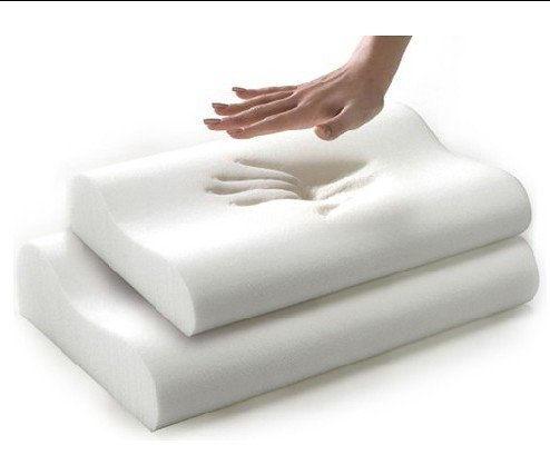 Memory Foam - Pillow type based on filling