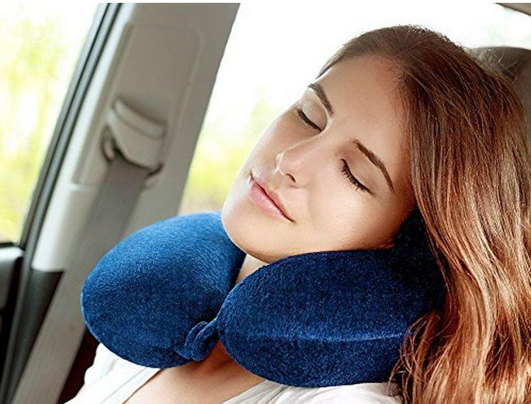 Pillow Types - Travel pillow