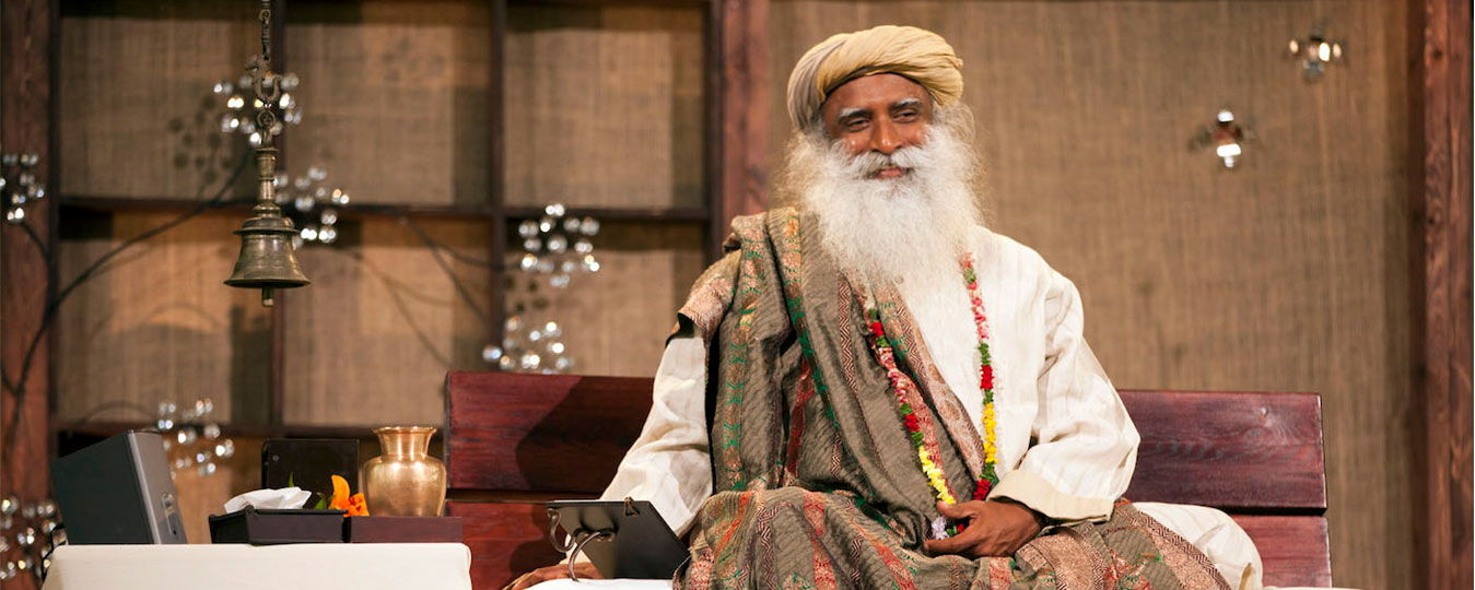 Things You Always Wanted To Know About Sadhguru