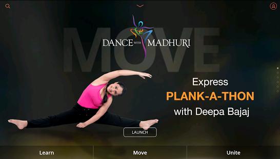 Madhuri Dixit's Dance School