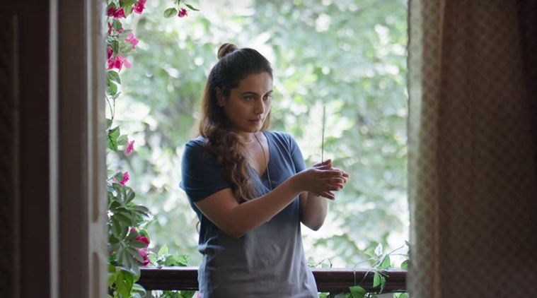 Rani Mukherjee in a still from Hichki